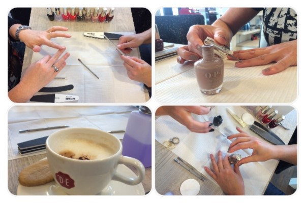 Manicure workshop